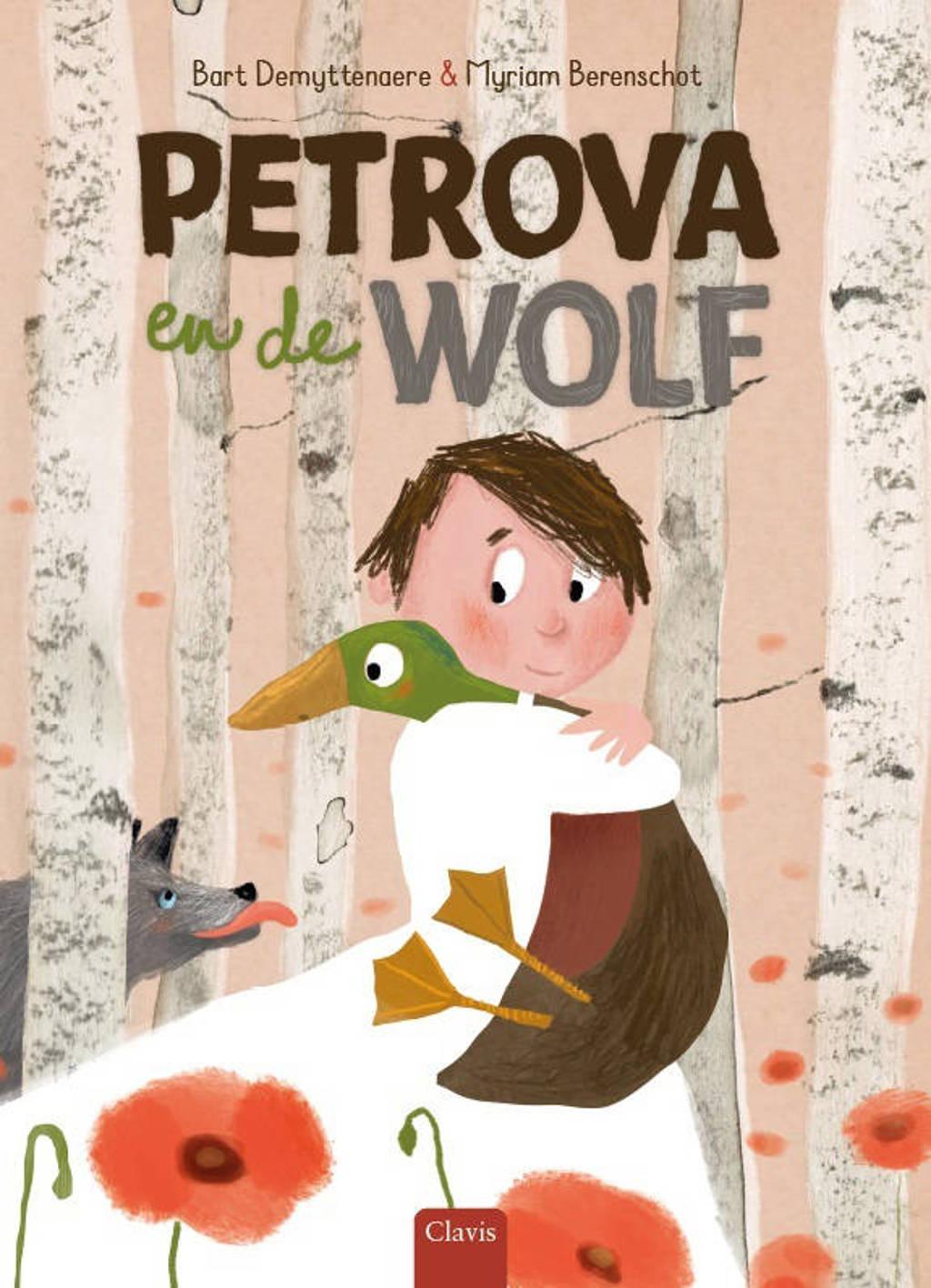 Petrova en de wolf - Bart Demyttenaere