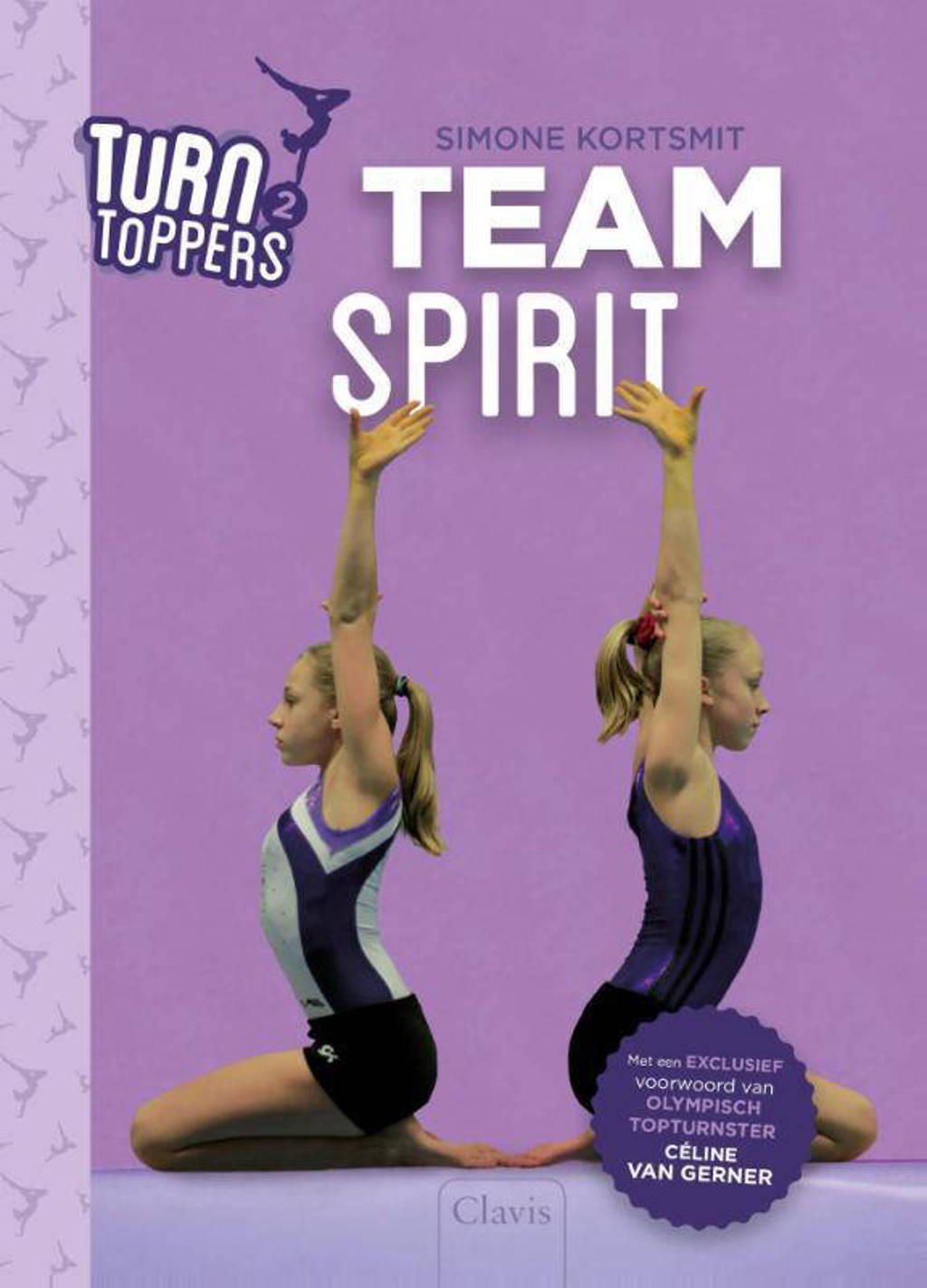 Turn toppers: Teamspirit - Simone Kortsmit