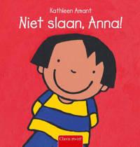 Niet slaan, Anna! - Kathleen Amant