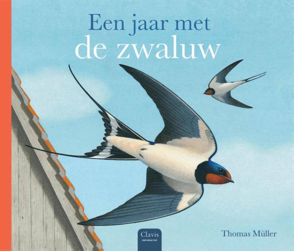 Een jaar met de zwaluw - Thomas Muller