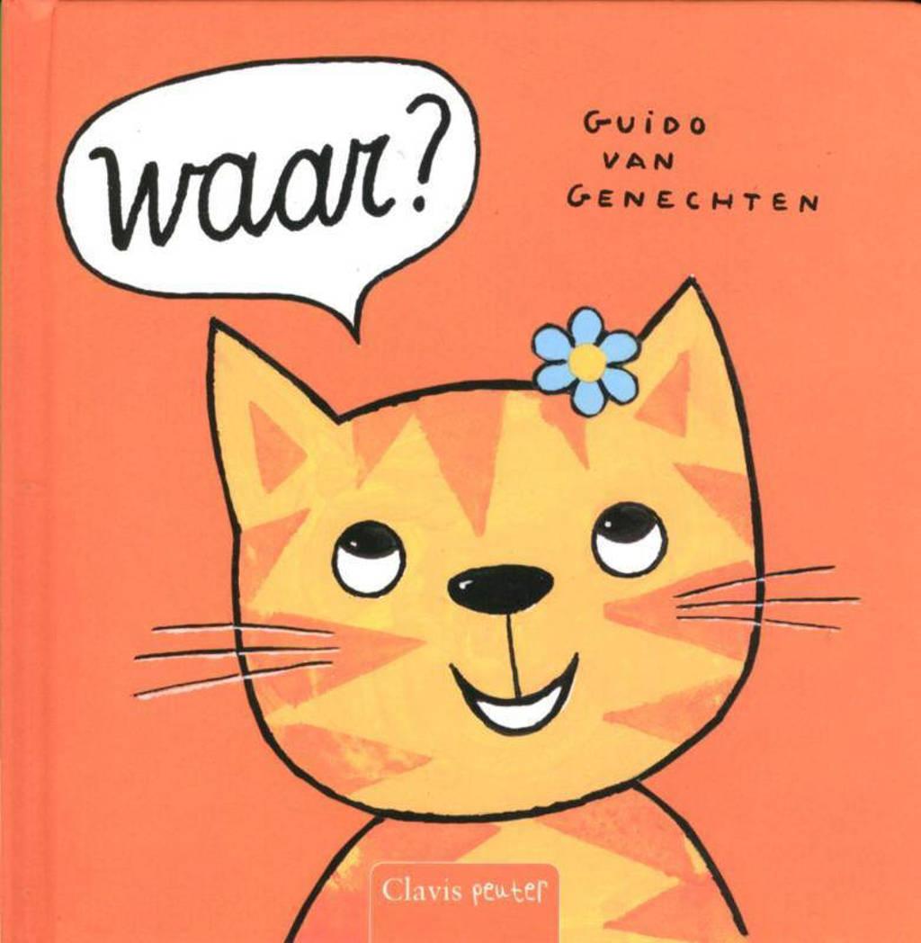 Waar? - Guido Van Genechten