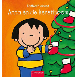 Anna: Anna en de kerstboom - Kathleen Amant
