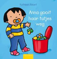Anna gooit haar tutjes weg - Kathleen Amant