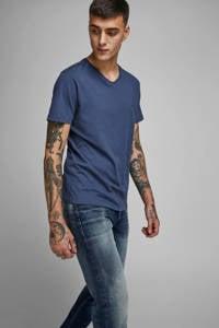 JACK & JONES PREMIUM T-shirt donkerblauw, Donkerblauw