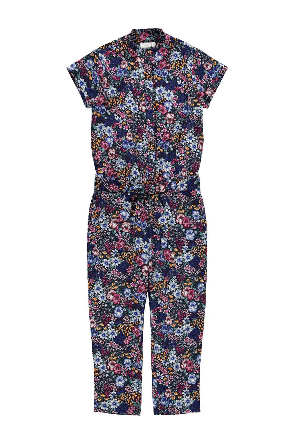 NAME IT KIDS jumpsuit Dinay met all over print multicolor, Multicolor