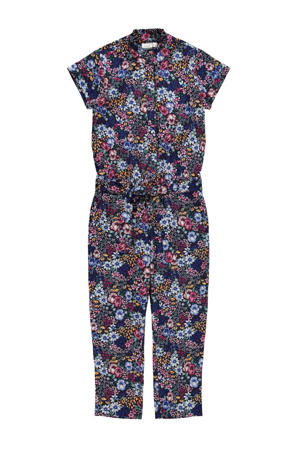jumpsuit Dinay met all over print multicolor