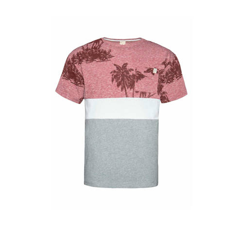 Protest T-shirt rood