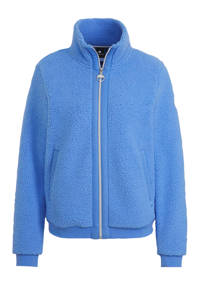 Luhta outdoor vest Edina blauw, Blauw
