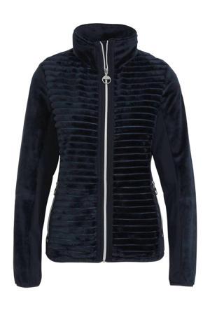 outdoor vest Eiramo donkerblauw