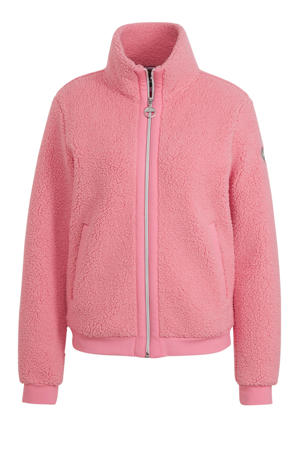 outdoor vest Edina roze