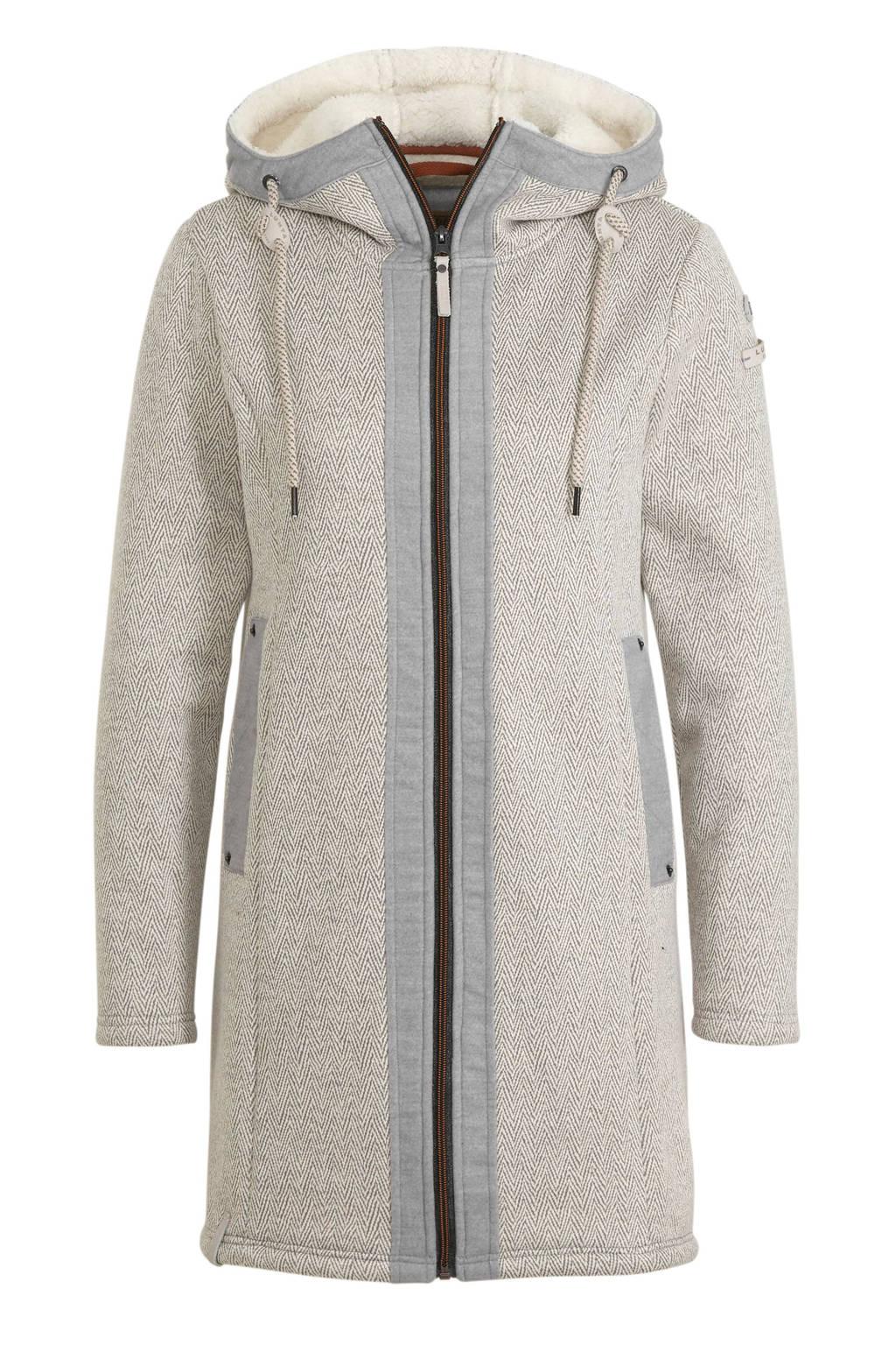 Luhta outdoor vest Haukilahti grijs, Grijs
