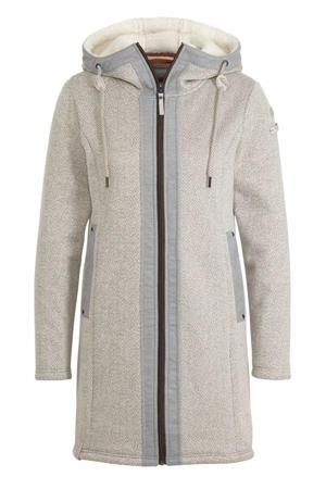 outdoor vest Haukilahti grijs