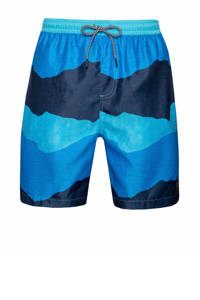 Protest zwemshort Gilroy blauw, Medium blue