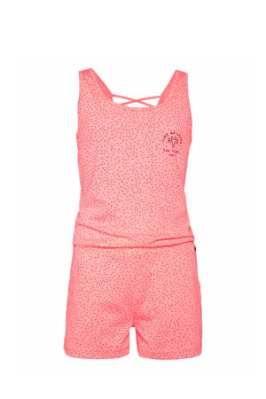 playsuit Dionne roze