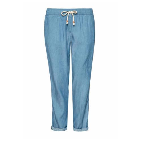 Protest regular fit broek Louise licht blauw