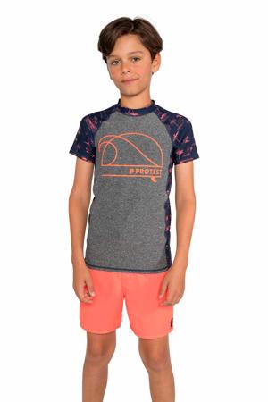 UV shirt Hank grijs