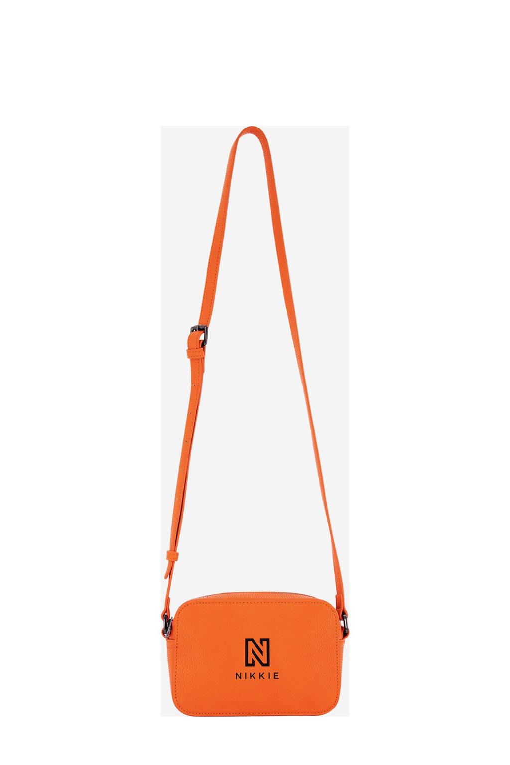 NIKKIE   crossbody tas oranje, Oranje