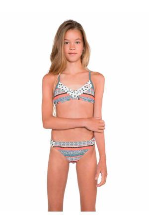 bikini Violet JR grijs/roze