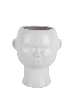 bloempot Mask