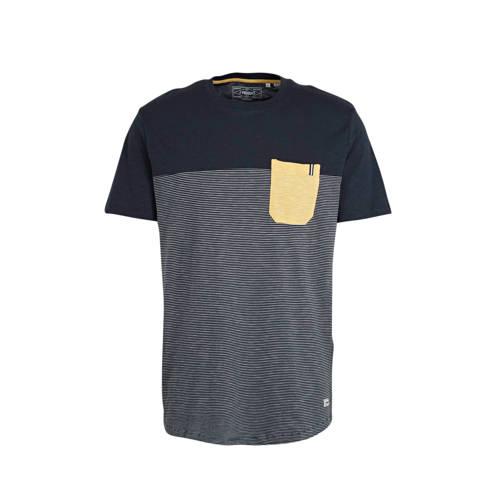 PRODUKT gestreept T-shirt van biologisch katoen do