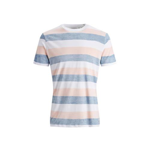 PRODUKT gestreept T-shirt van biologisch katoen za