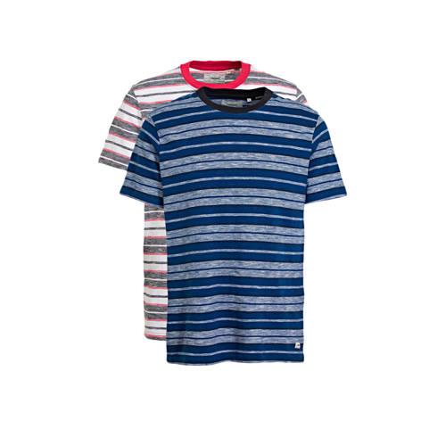 PRODUKT T-shirt - (set van 2 )