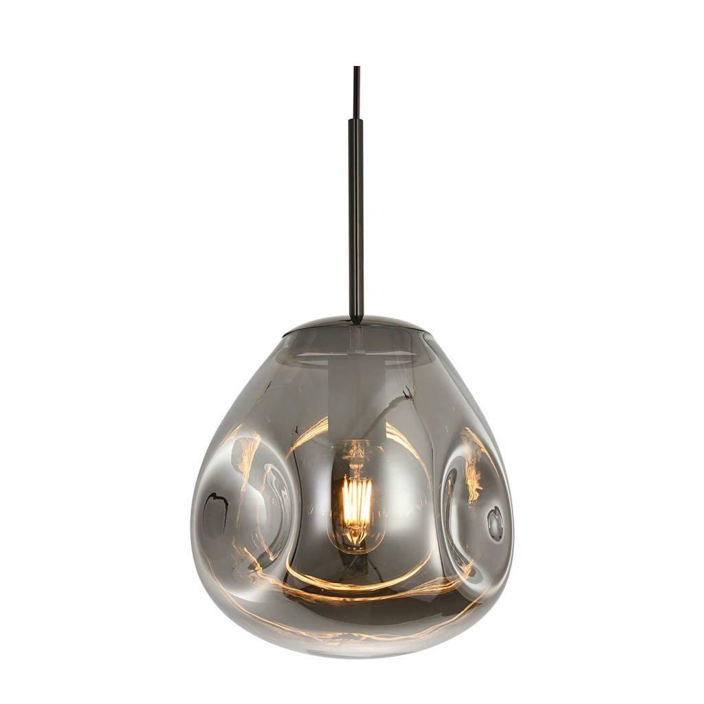 Leitmotiv hanglamp Blown, Grijs