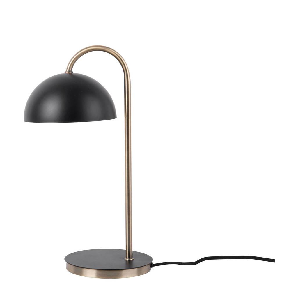 Leitmotiv tafellamp Dome, Zwart