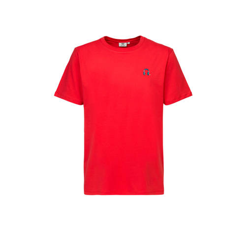 America Today T-shirt rood