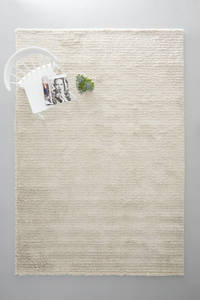 Wehkamp Home vloerkleed  (290x200 cm), Cream