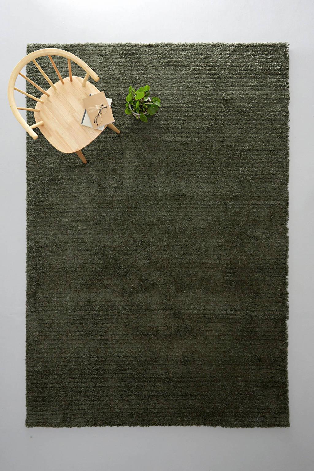 whkmp's own vloerkleed  (230x160), Groen