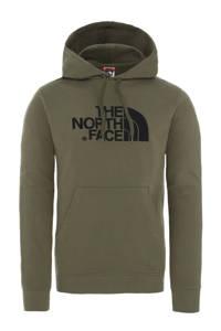 The North Face   hoodie kaki, Kaki
