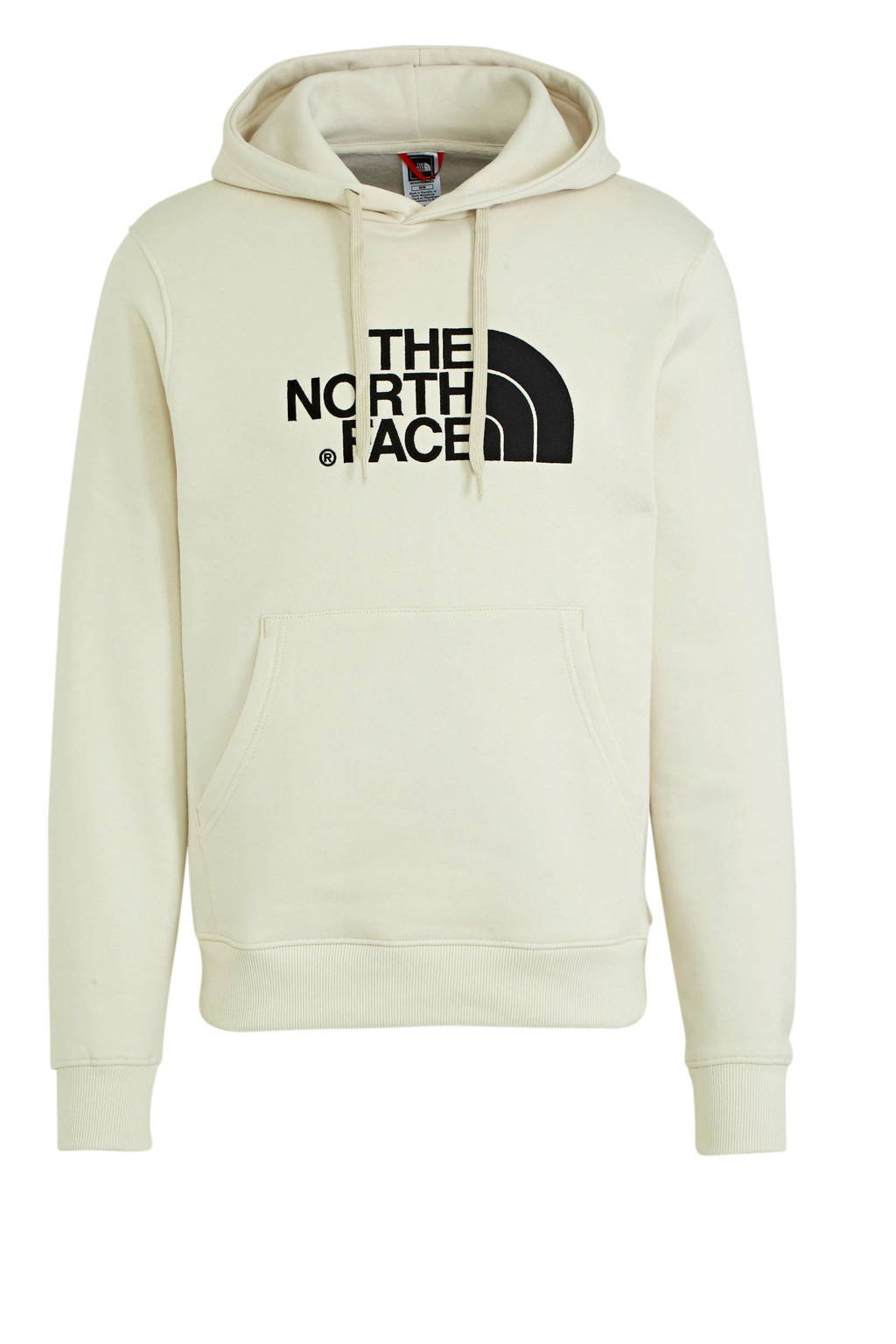 The North Face   hoodie ecru, Ecru