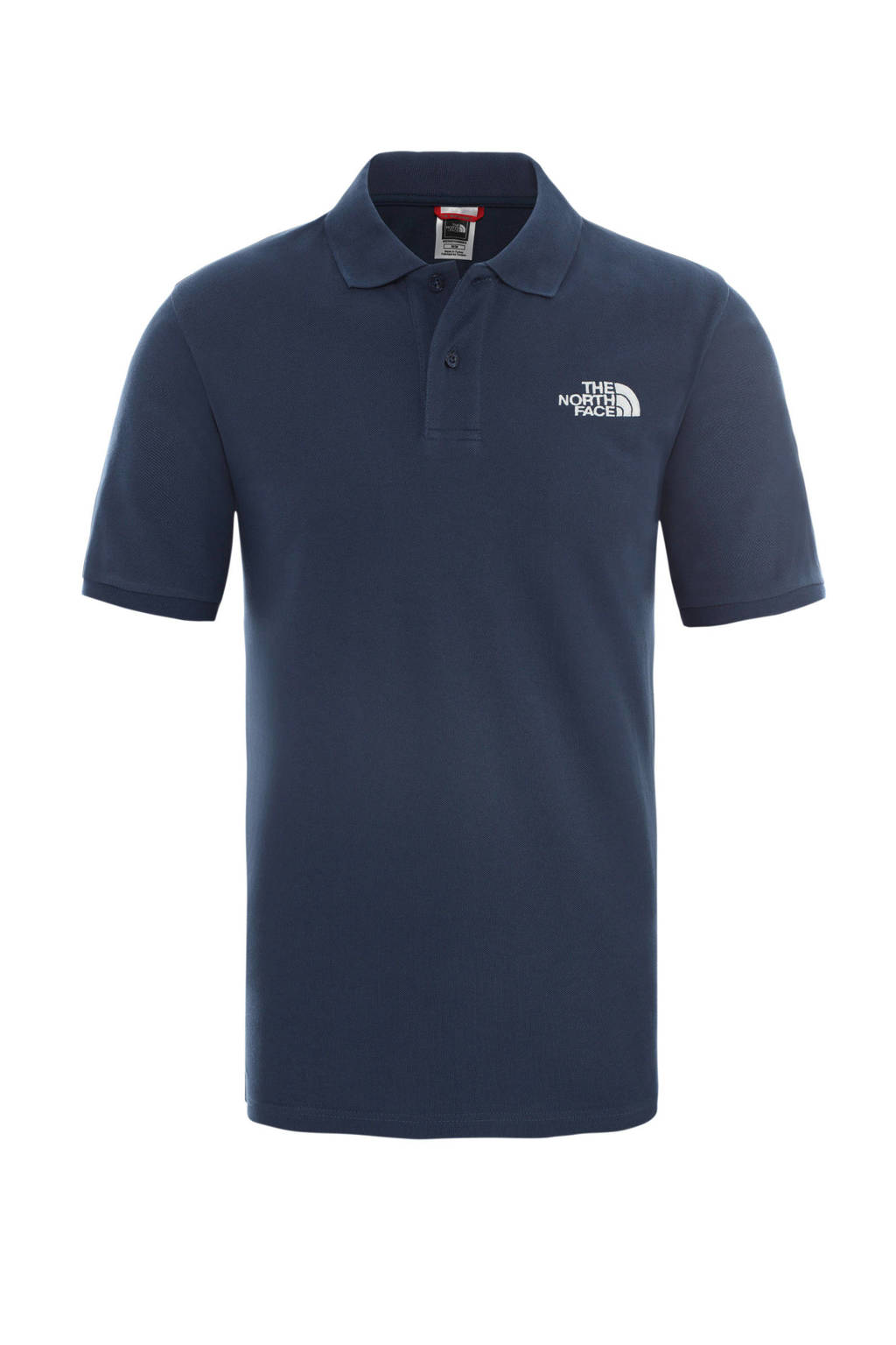 The North Face   polo blauw, Blauw
