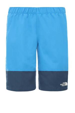 zwemshort blauw/donkerblauw