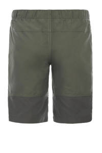 The North Face zwemshort kaki/antraciet, Kaki/antraciet