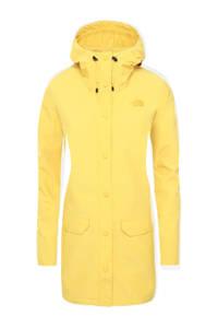 The North Face regenjas Woodmont geel, Geel