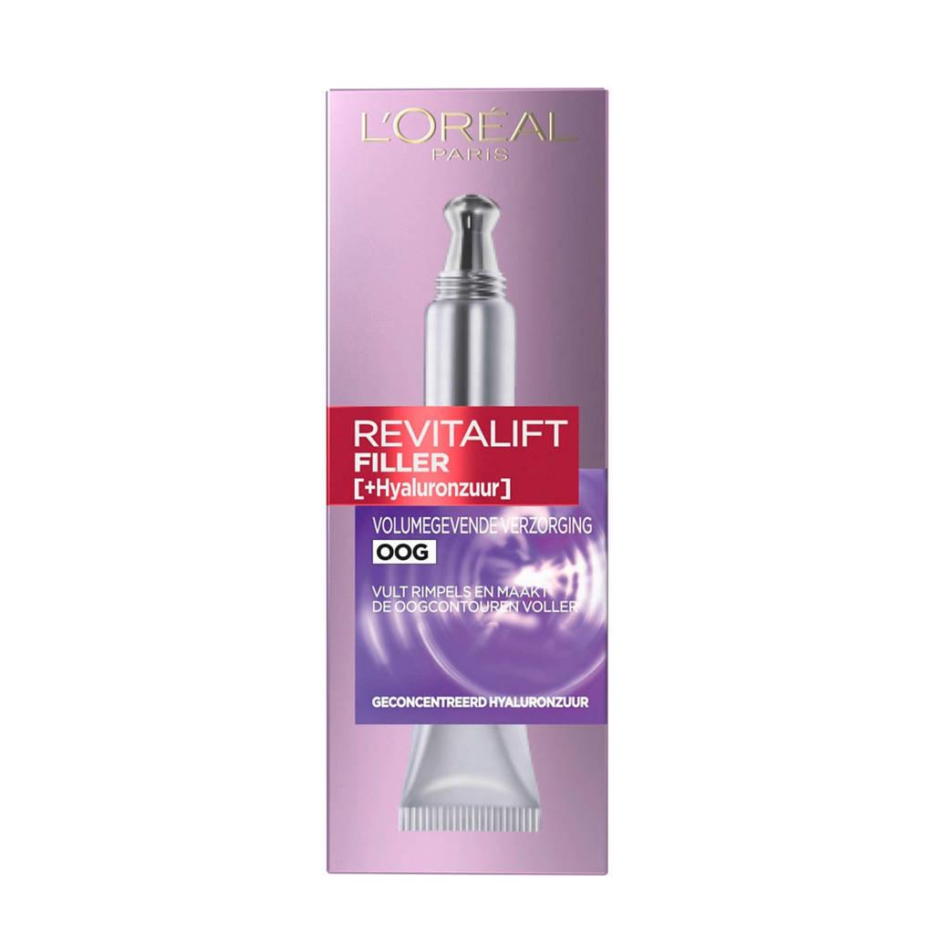 L'Oréal Paris L'Oréal Paris - Revitalift Filler Oogcrème - 15ml