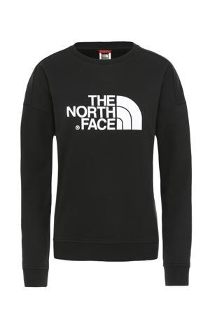 sweater Drew Peak zwart/wit