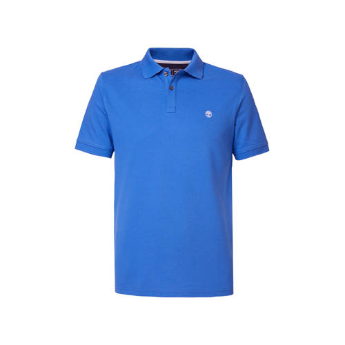 Timberland regular fit polo blauw