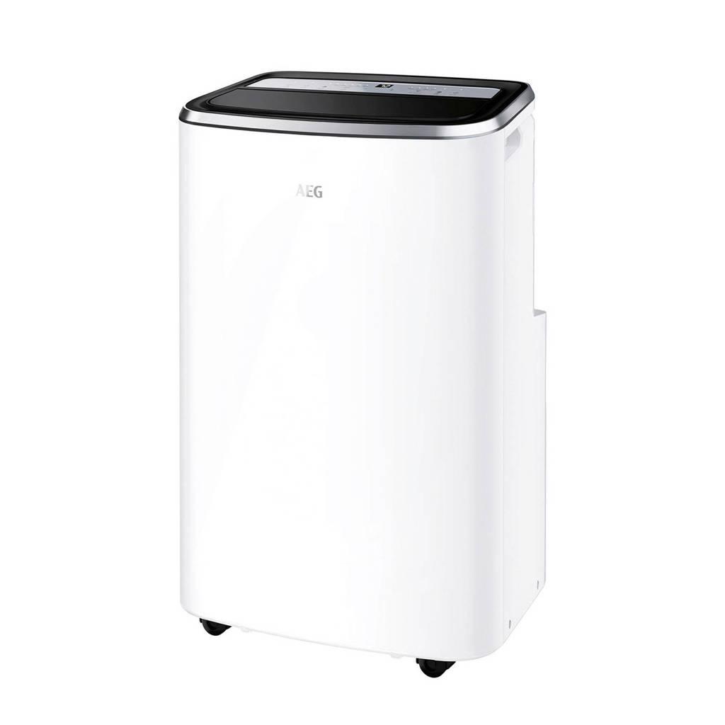 AEG AXP26U558HW airconditioner, Black,Silver,White