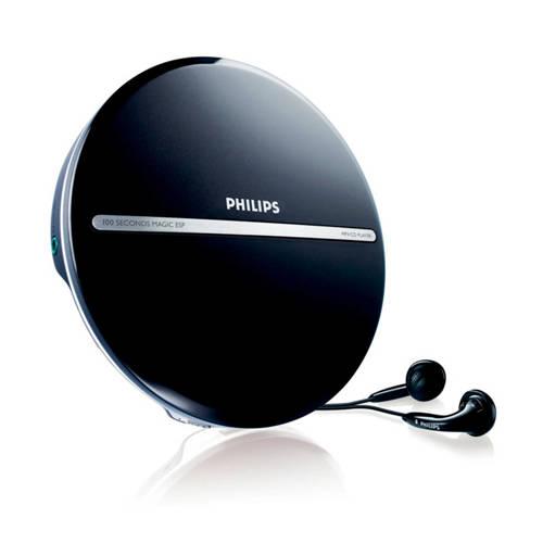Philips EXP2546 KM xdraagbare MP3-CD-speler