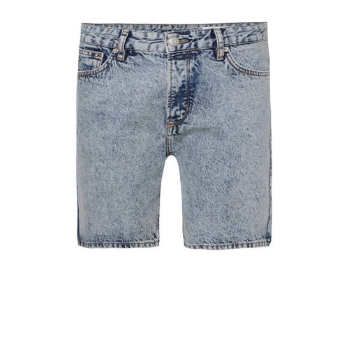 WE Fashion Blue Ridge regular fit jeans short ligh