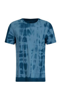 WE Fashion tie-dye T-shirt ocean breeze, Ocean Breeze