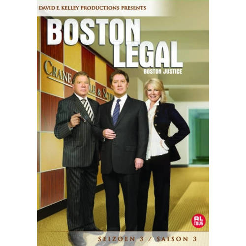 Boston legal - Seizoen 3 (DVD) kopen