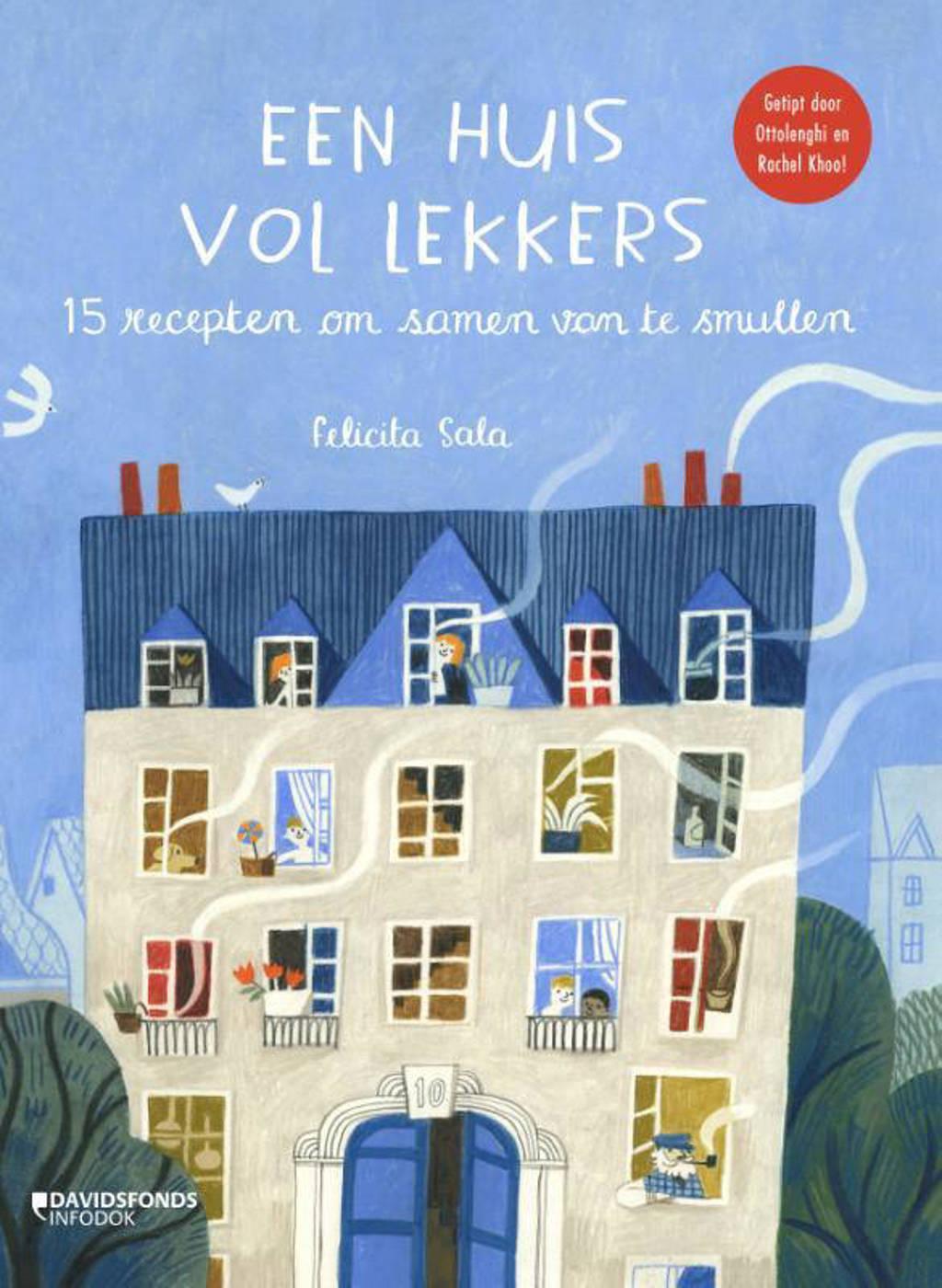 Een huis vol lekkers - Felicita Sala