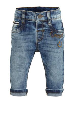 baby jeans bermuda stonewashed