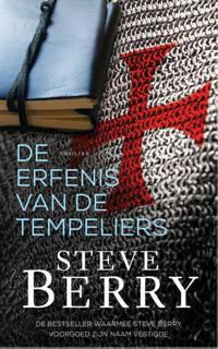 Cotton Malone: De erfenis van de Tempeliers - Steve Berry