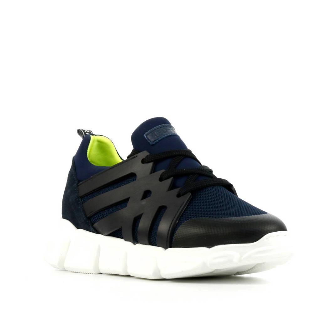 Red Rag 13449   sneakers donkerblauw, Blauw