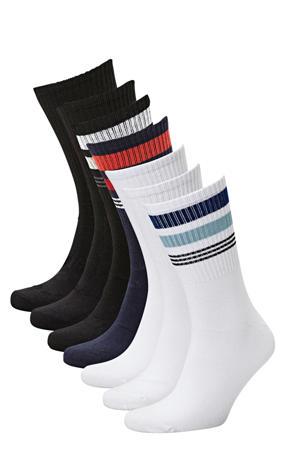 sokken  - set van 7 wit